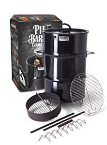 Pit Barrel Cooker Vs Weber Smokey Mountain