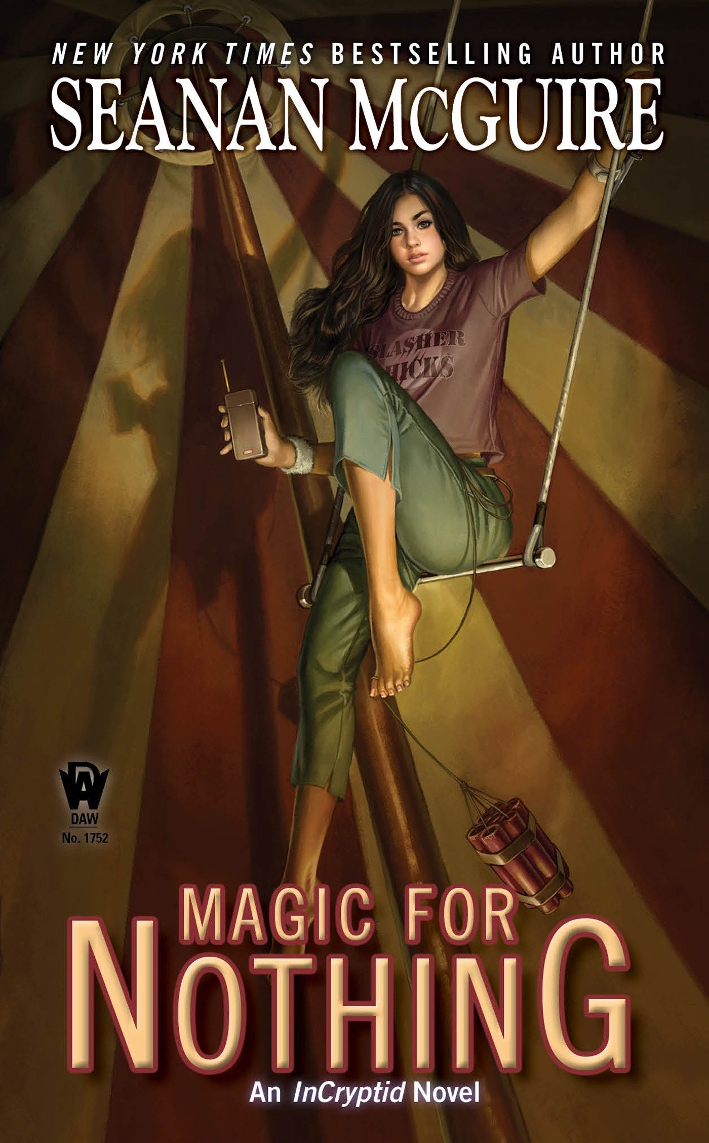 Download Magic For Nothing (InCryptid) ebook