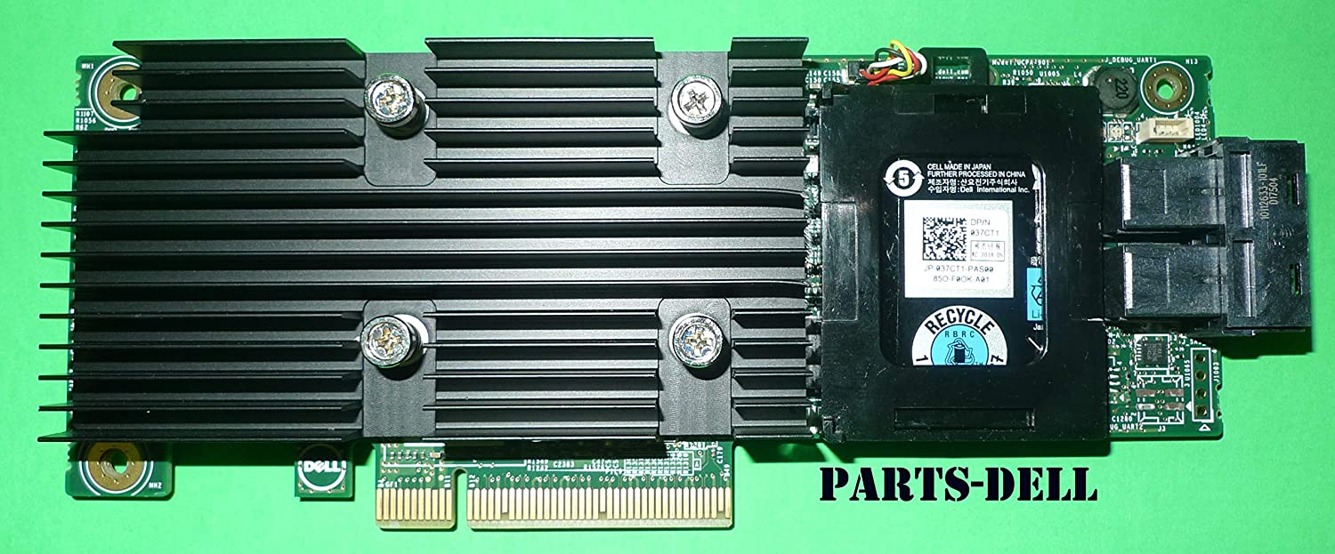 StorageTekPro Perc H730 Adapter 8-Port 12Gb/s SAS Hardware RAID Controller for Dell PowerEdge R330, R230, T330, T130, T630, R630, T430