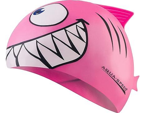 Aqua Speed Shark - Cuffia da nuoto per bambino a2149bb0d265