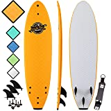 Soft Top Surfboard - Best Foam Surf Board for