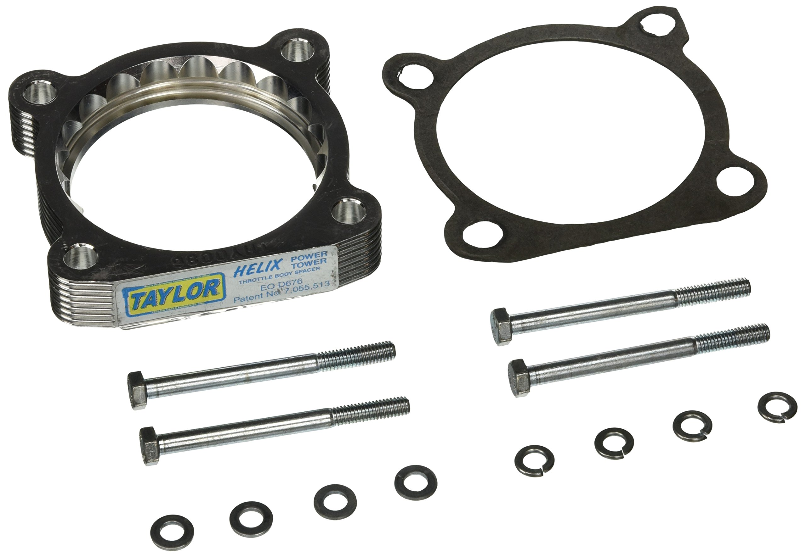 Taylor Cable 94560 Helix Power Tower Plus Throttle Body Spacer