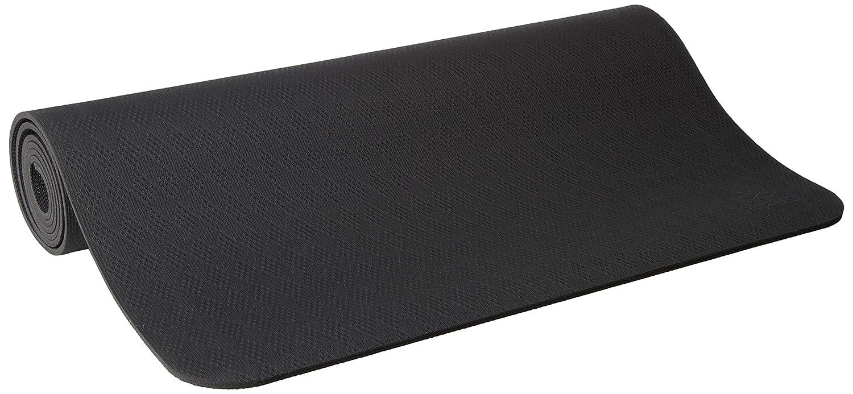 Prana E.C.O. Yoga Mat Black One Size PRBBK U6ECOS110-BLK-O/S