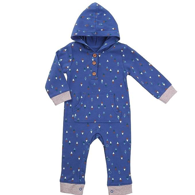 Amazon.com: Asher & Olivia - Sudadera con capucha para bebé ...