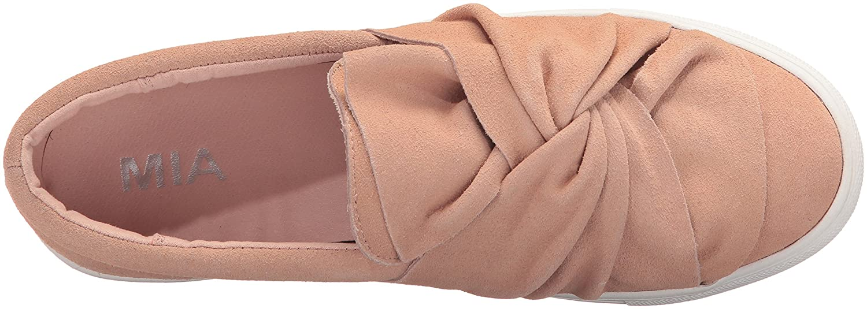 MIA B0719RH6XT Women's Zahara Fashion Sneaker B0719RH6XT MIA 10 B(M) US|Blush ff5435