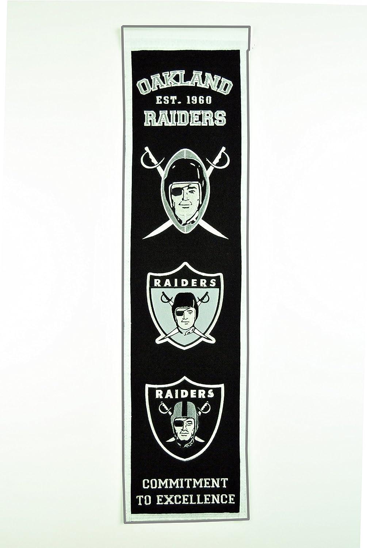 Winning Streak NFL Unisex-Adult Oakland Raiders