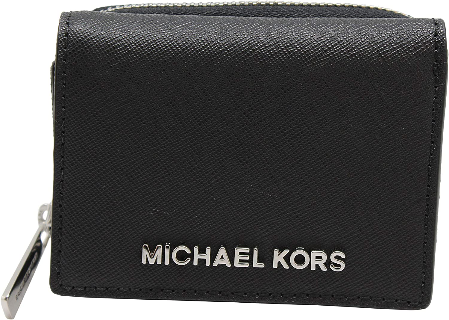 Michael Kors Jet Set Travel Small Multifunctional Zip Around Wallet Back