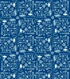 Chemistry Science Gift Wrap Sheets and Roll (Sheet of Chemistry Gift Wrap)