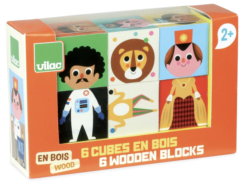 Vilac Vilac7706 - Bloques: Amazon.es: Juguetes y juegos
