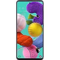Tracfone Samsung Galaxy A51 4G LTE prepaid Smartphone (Locked) - Black - 128GB - Sim Card Included - CDMA (Free $20…