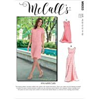 McCall Pattern M8053-K5 8-10-12-14, Various