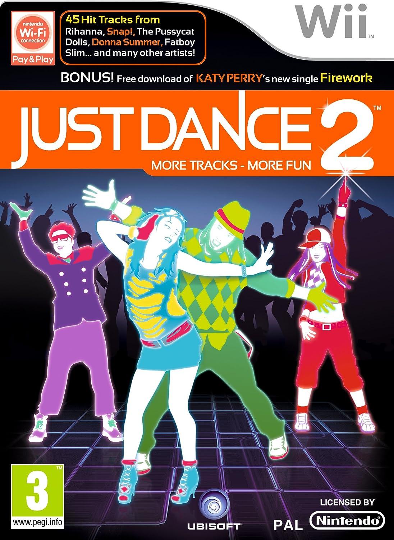 Just Dance 2 (Wii) [Importación inglesa]: Amazon.es: Videojuegos