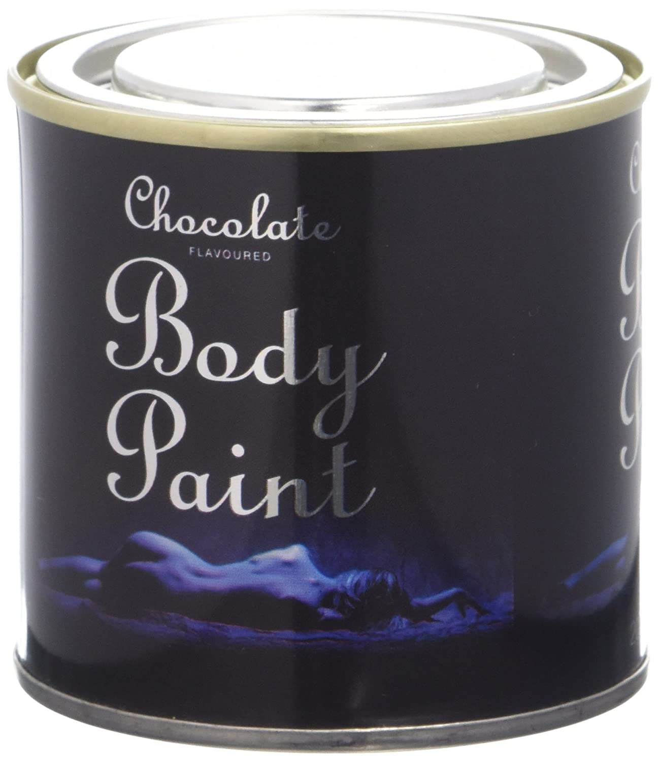 Chocolate Body Paint In A Tin 200g Amazoncouk Health