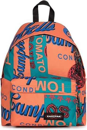 Eastpak Sac à Dos Padded Pak'r Andy Warhol Carrot