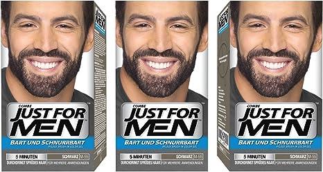 Just For Men - Tinte de barba y bigote para hombre, color ...