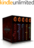 The Guardians Complete Series 1 Box Set: Contains Mercy, The Ferryman, Crossroads, Witchfinder, Infernum