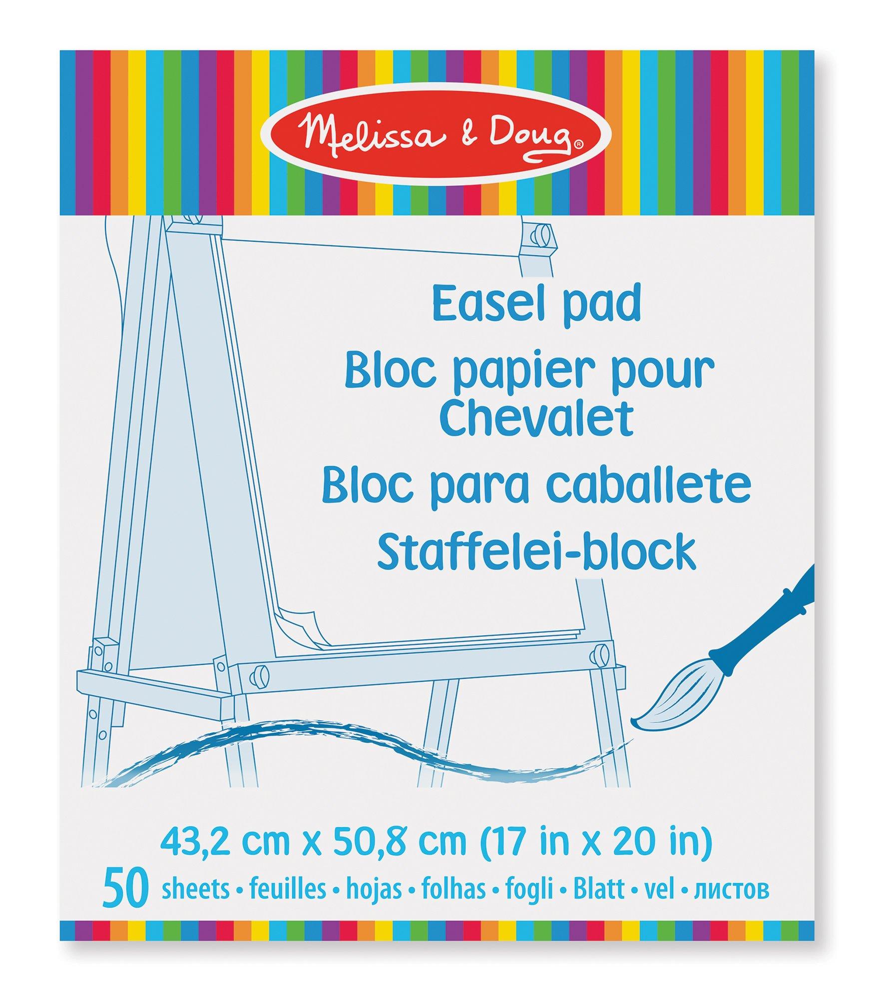 Melissa & Doug Easel Paper Pad by Melissa & Doug