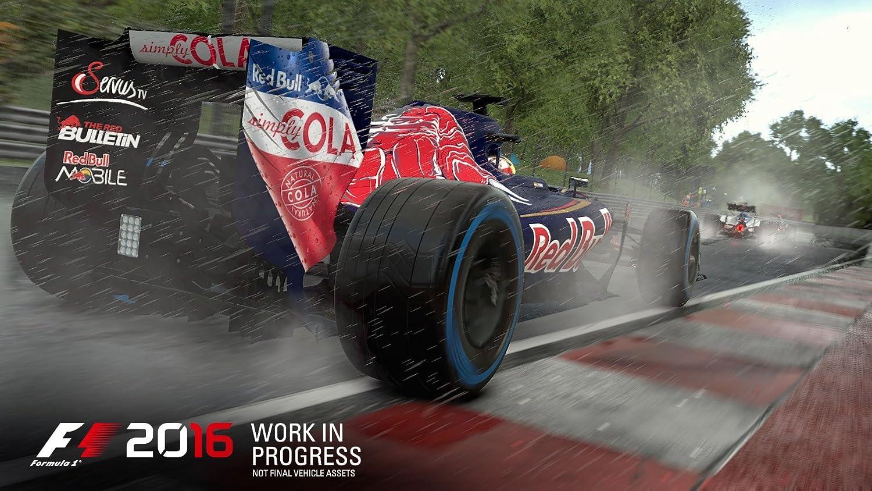 F1 2016 - Edición Limitada: Amazon.es: Videojuegos