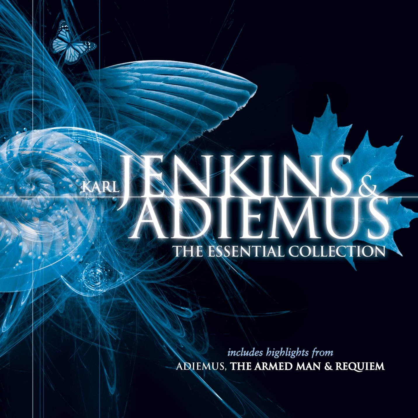 Karl Jenkins & Adiemus: The Essential Collection by EMI Classics
