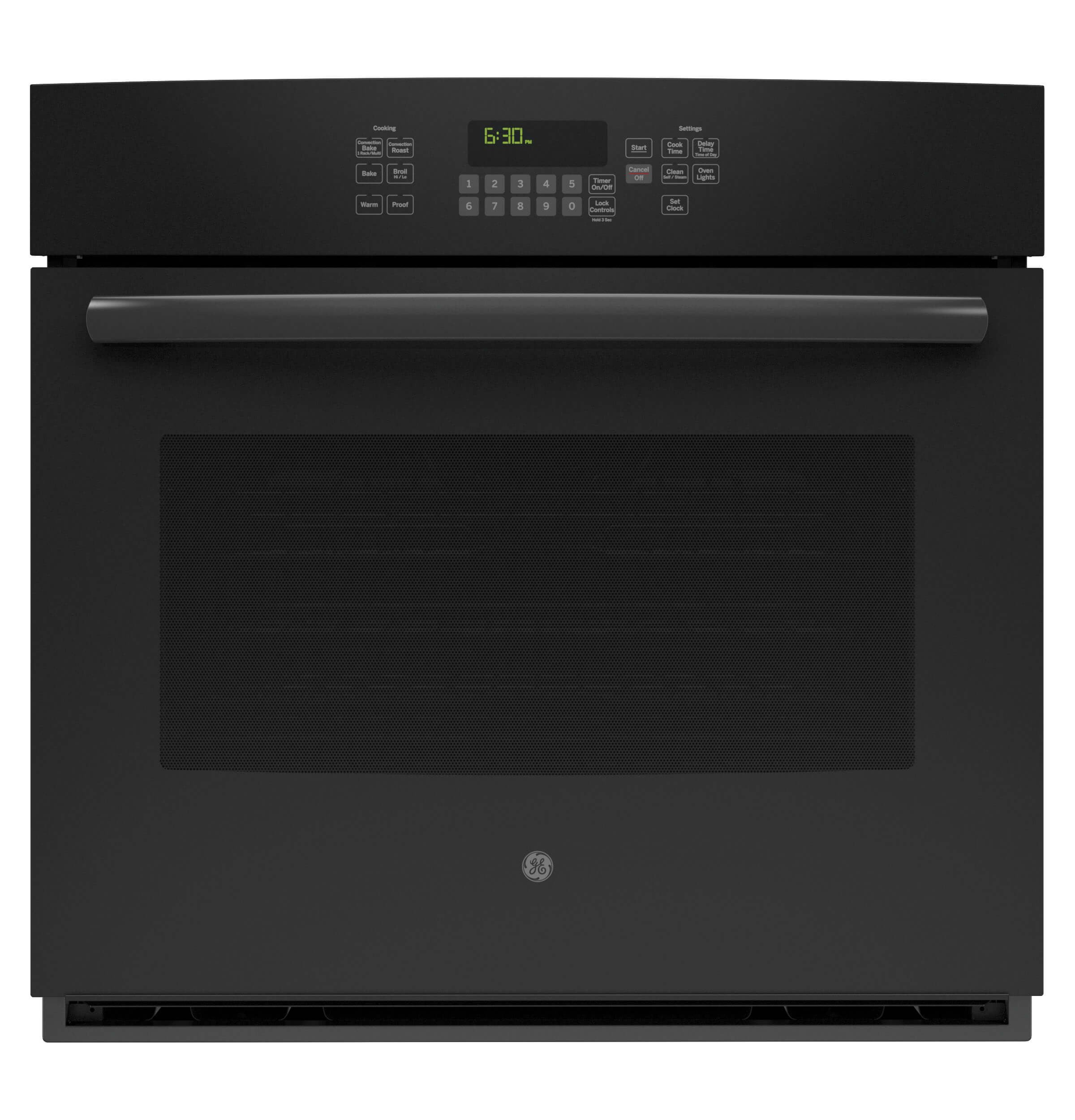 GE JT5000DFBB Electric Single Wall Oven by GE