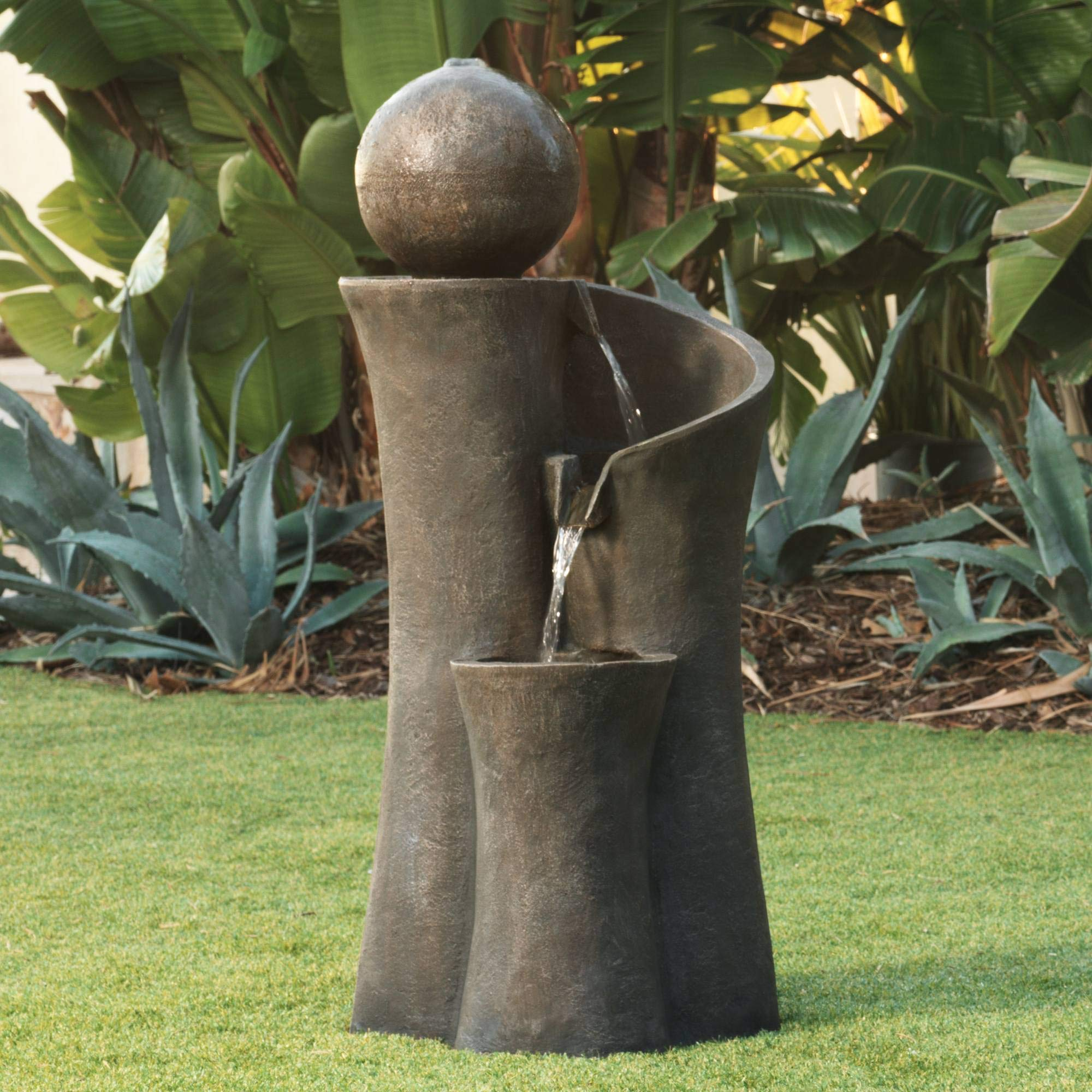 Best Rated In Outdoor Fountains Amp Helpful Customer Reviews