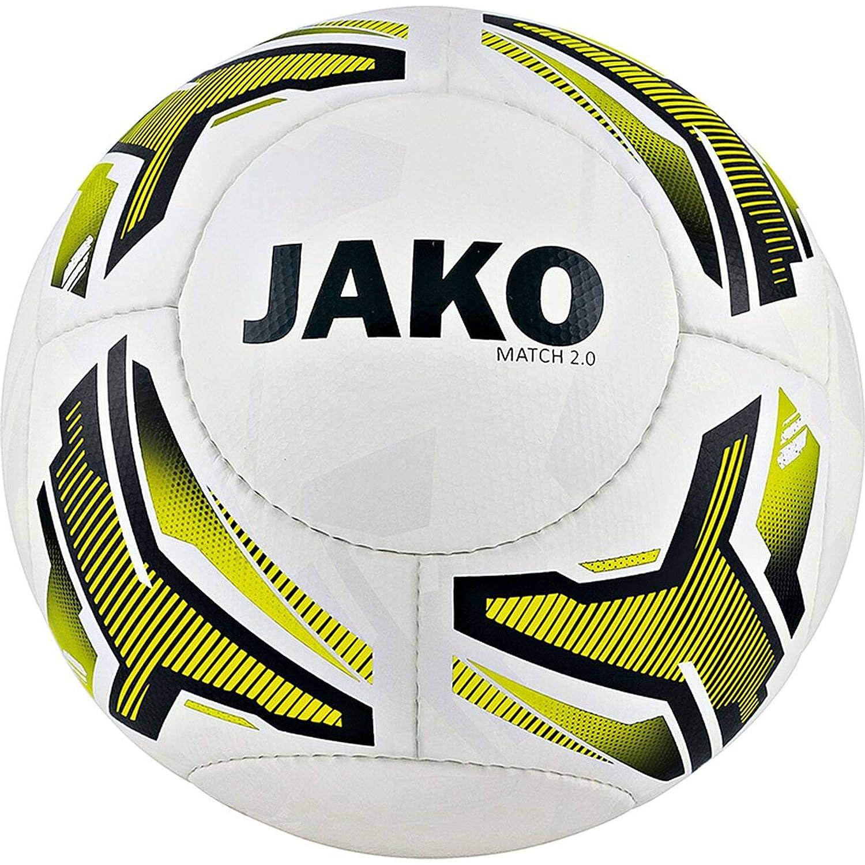 JAKO Match 2.0 Lightball - Balón de fútbol para niña: Amazon.es ...