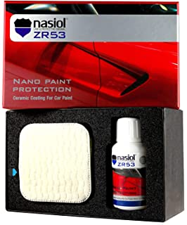 NASIOL LOVE & PROTECT THE ORIGINAL ZR53 Car Ceramic Coating Nano 9h Paint Protection Sealant 50