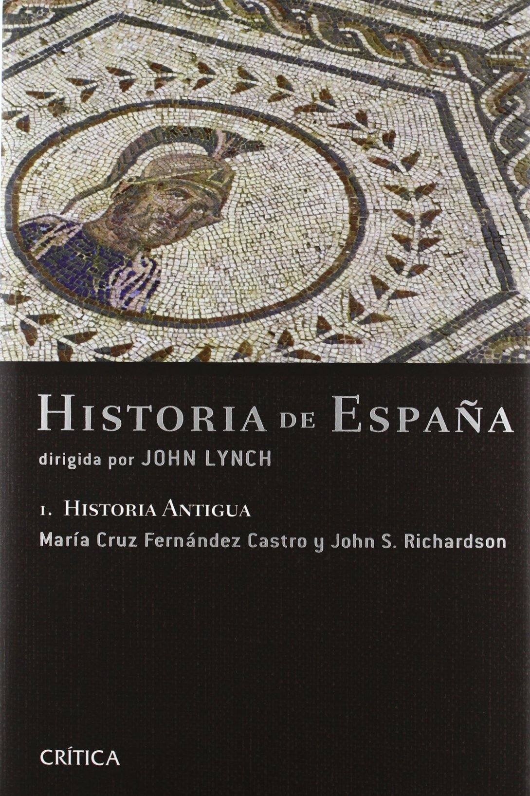 Historia Antigua: Historia de España, vol. 1 Serie Mayor: Amazon ...