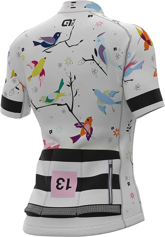PRR Jail Birds Women Short Sleeve Jersey