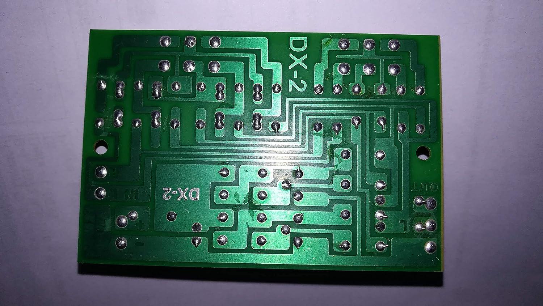 Salcon Electronics Bass Treble Board 4 Transistor Active Tone Controls By