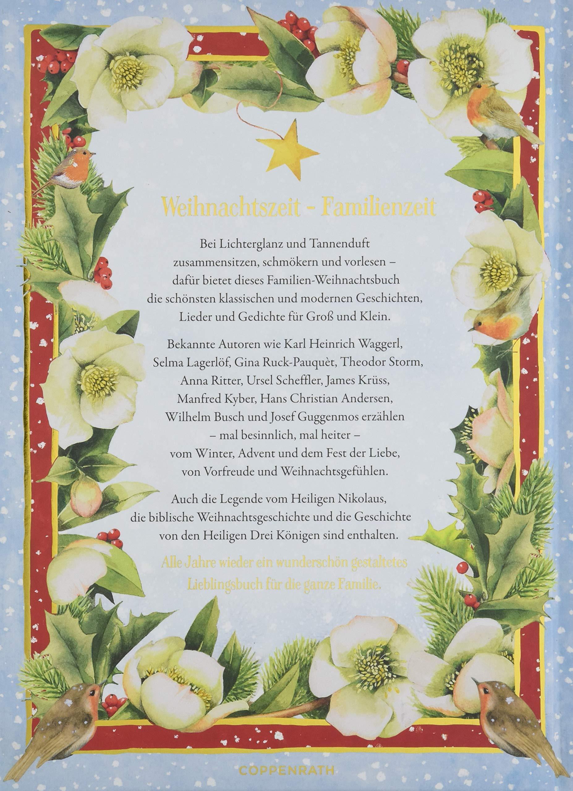 Frohe Weihnacht Das Hausbuch Der Schönsten Geschichten