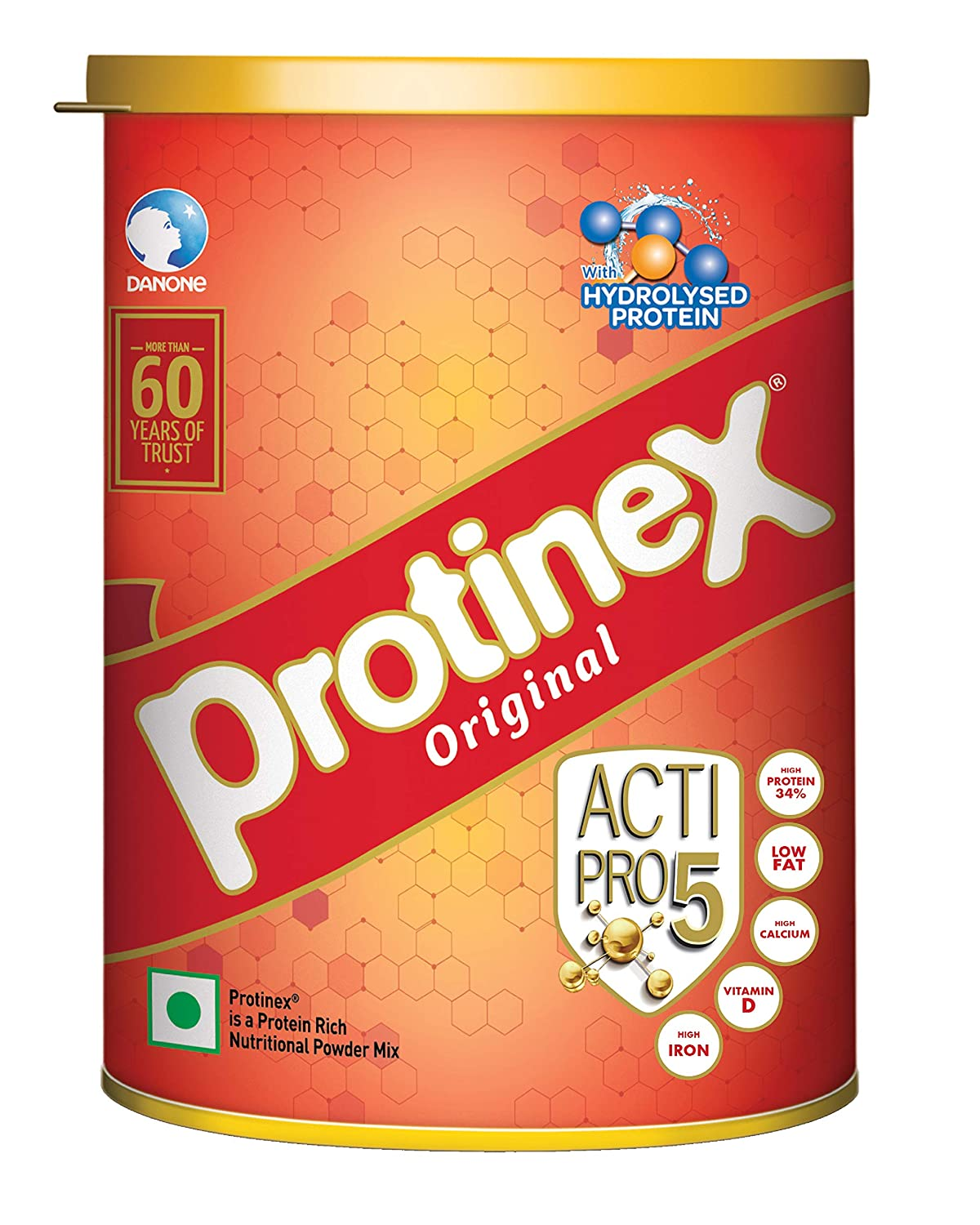 Protinex Original Tin INGREDIENTS
