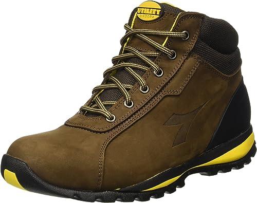 Diadora Glove High O3 Fo HRO SRA, Chaussures de sécurité