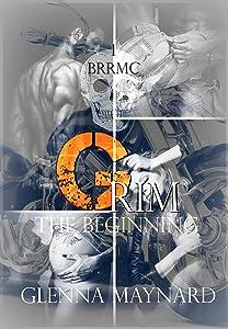 Grim: The beginning (Black Rebel Riders' MC Book 1)