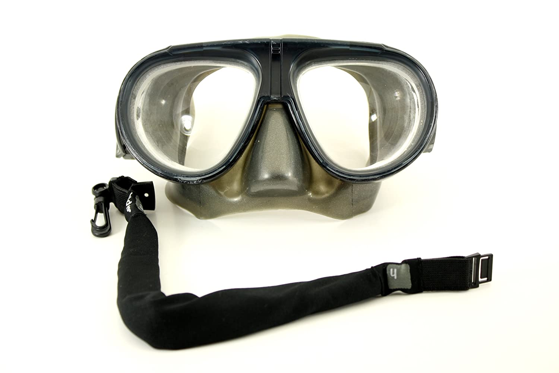 Hides Goggleskin Large Eyewear Case /& Cleaner HGSGreen