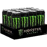 Monster Energy Regular tray 12 blik