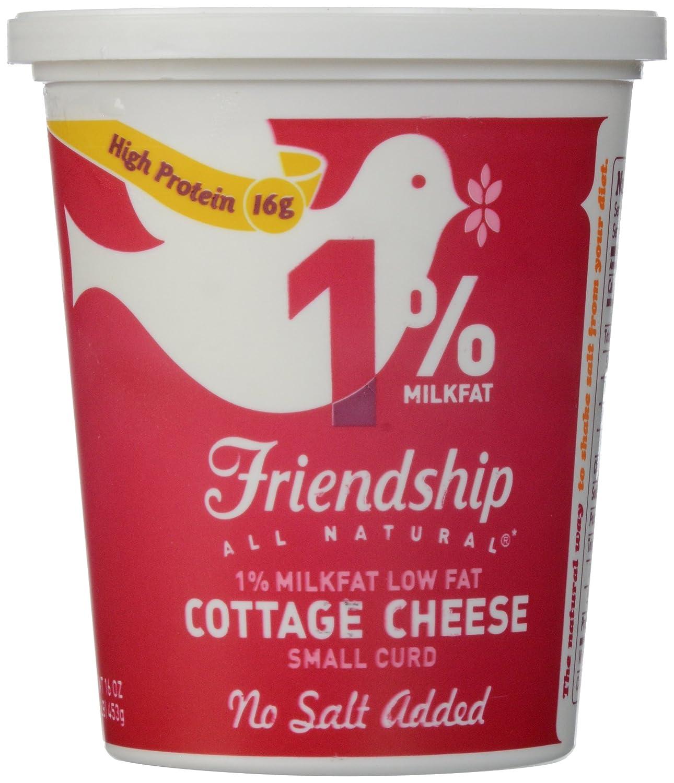 Superb Friendship Dairy Cottage Cheese No Salt Added 16 Oz Home Interior And Landscaping Fragforummapetitesourisinfo