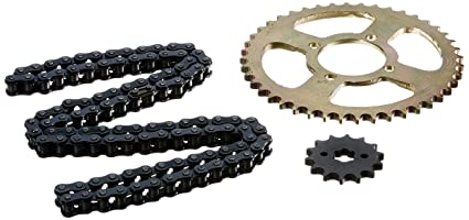 SEECO SE-9351F Chain Sprocket Kit for Bajaj Discover 100CC A/W