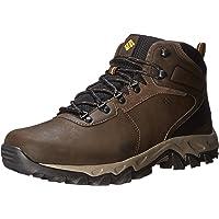 Columbia Mens Newton Ridge Plus II Waterproof Hiking Boot 15470dabbce9