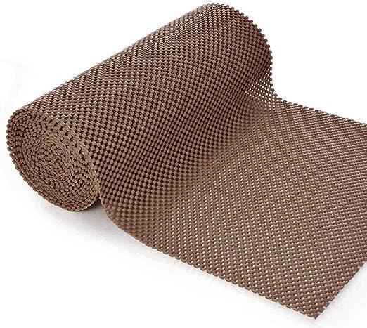 "White Non Slip Shelf and Drawer Liner HOME//CAR//RV//BOAT//GARAGE 12/""x60/"" Roll"