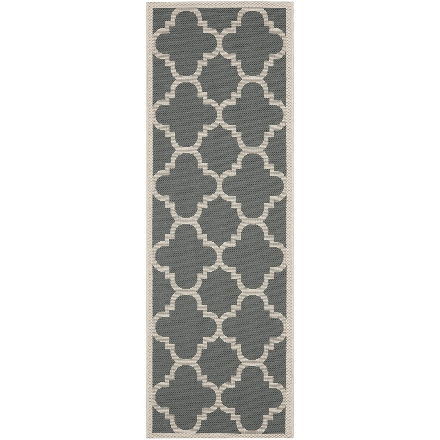 Amazon Safavieh Courtyard Collection CY6243 246 Grey and