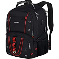 Travel Laptop Backpack,17.3 Inch Extra Large Capacity College School Bookbags with USB Charging Port,TSA Friendly…