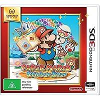 Paper Mario Sticker Star (Nintendo Selects)