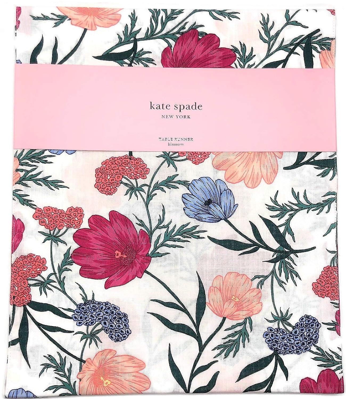 Kate Spade花柄テーブルランナーBlossom /マルチカラー15