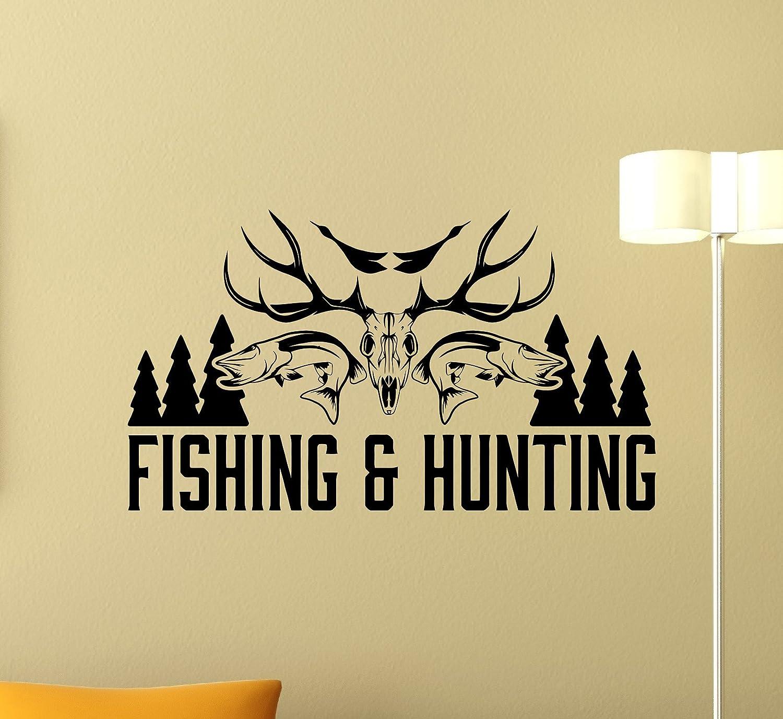Wall Decal Hunting Wall Sticker Vinyl Art Mural Art