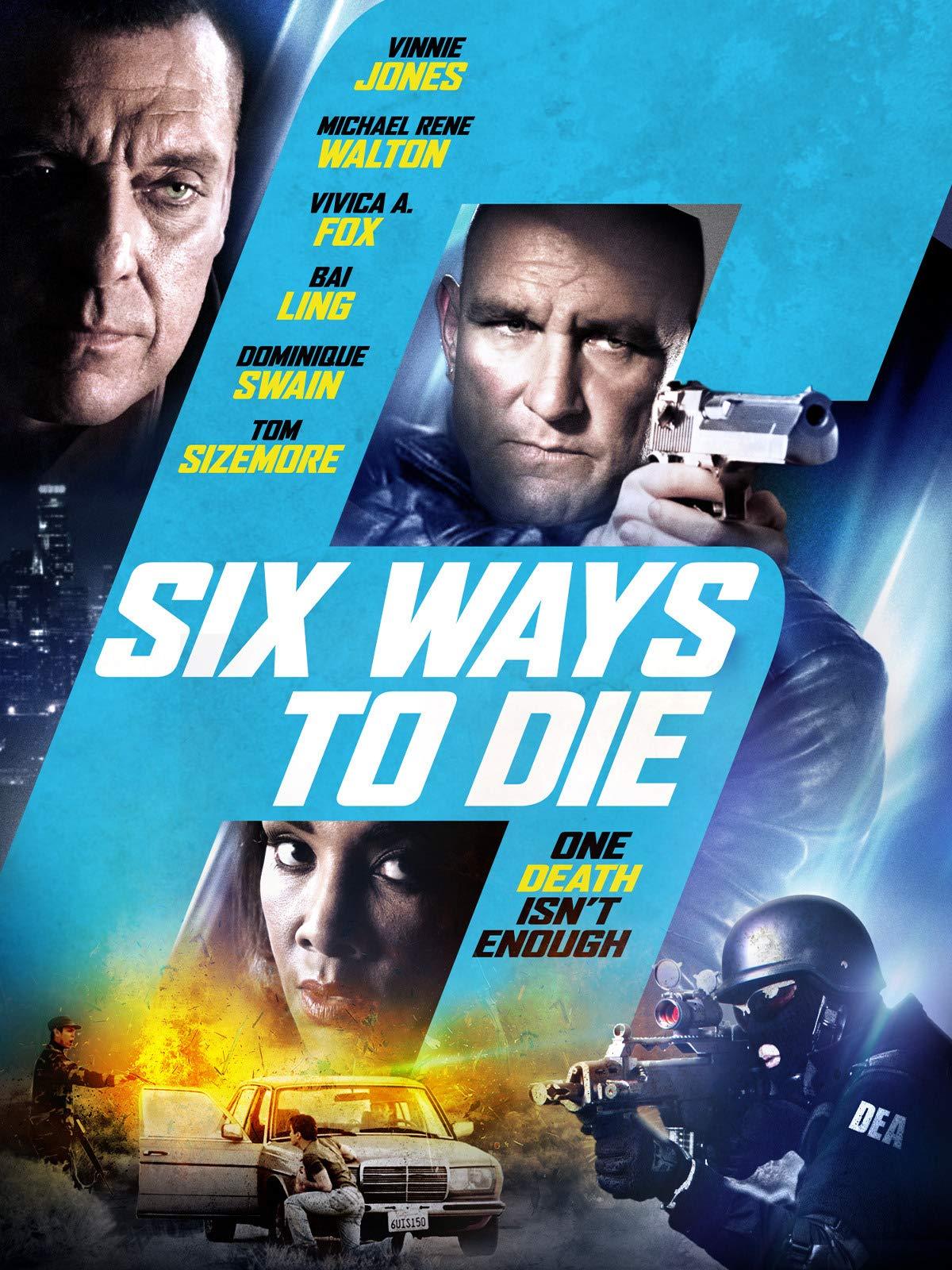 Six Ways to Die on Amazon Prime Video UK