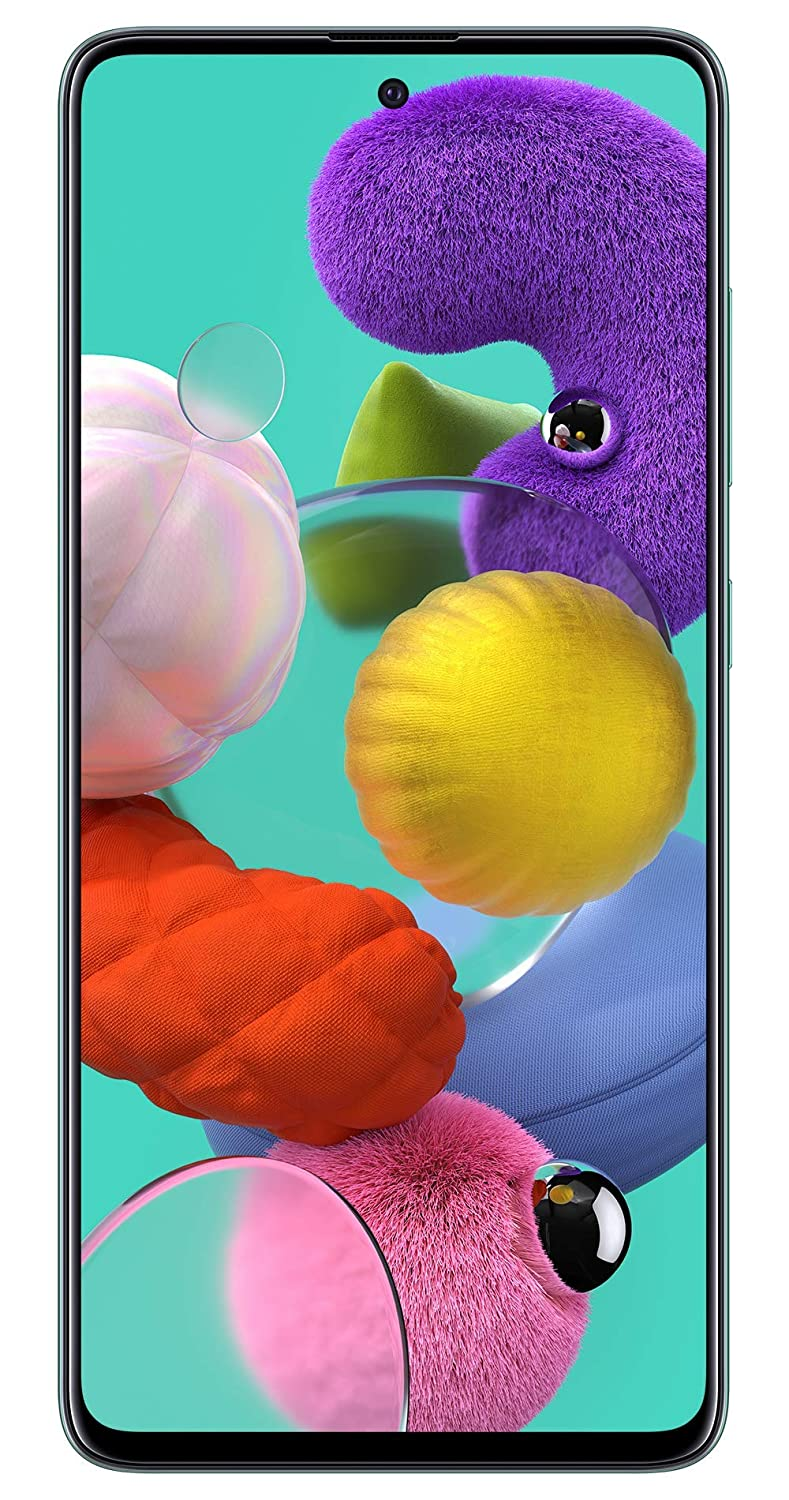 Samsung Galaxy A51 Blue 6gb Ram 128gb Storage With No Cost Emi