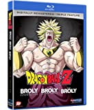 Dragon Ball Z: Broly Triple Feature [Blu-ray] [Import]