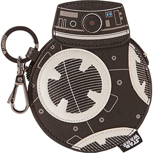 LOUNGEFLY - Monedero Star Wars Last Jedi diseño BB9-E ...
