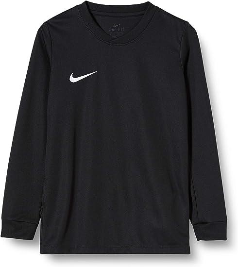 Nike Yth Park VI Jsy Ls T Shirt Mixte Enfant